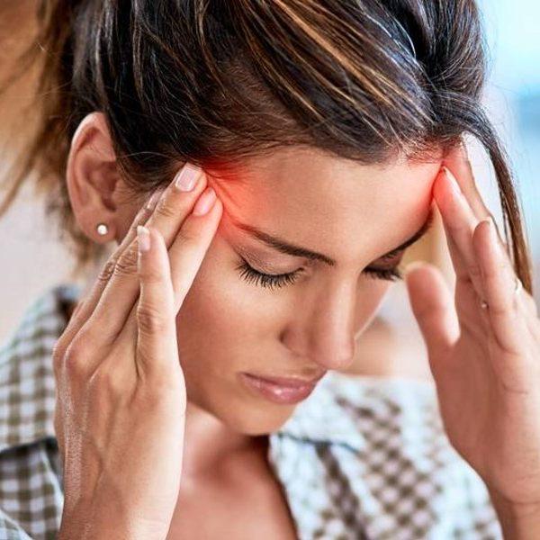Hilfe bei Kopfschmerzen