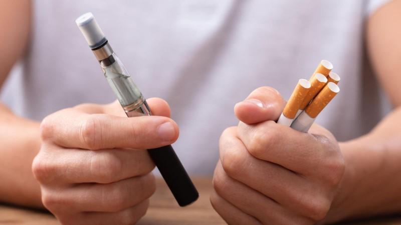 Vorteile von E Zigaretten gegenüber normalen Zigaretten