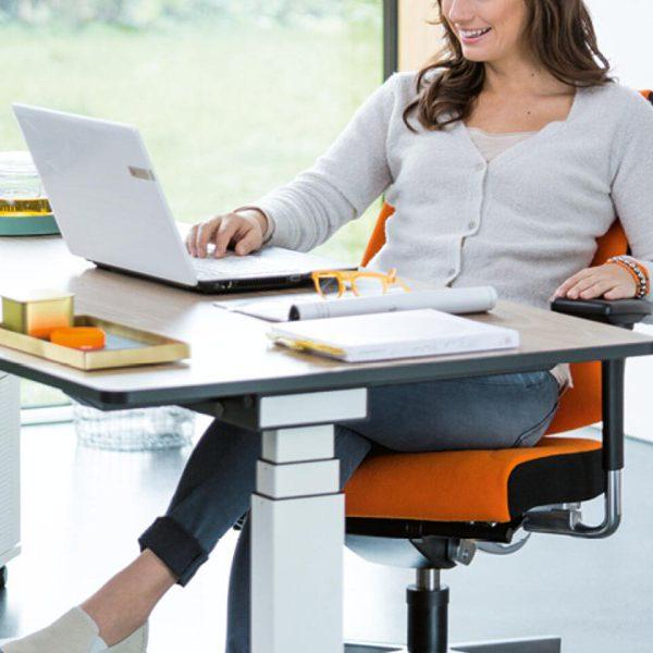 Finden Sie den richtigen Bürostuhl